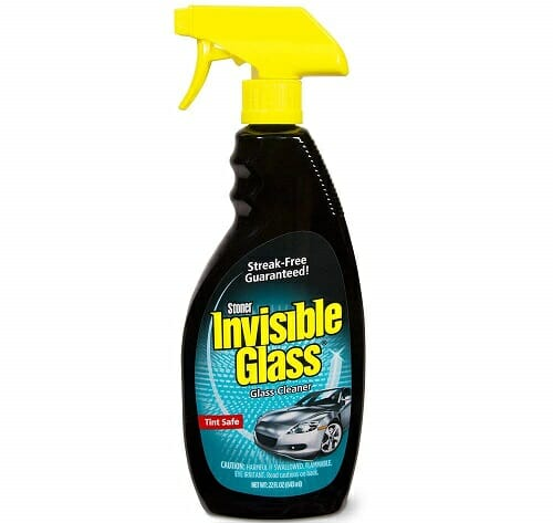 Invisible Glass 92164 Premium Glass Cleaner