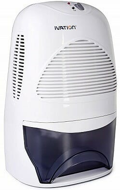Ivation IVADM35 High-Efficiency Peltier Dehumidifier for RV