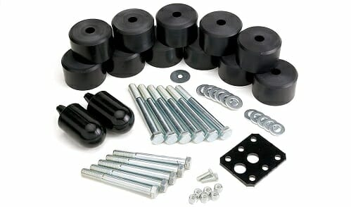 "JKS 9904 1-1/4"" Body Lift Kit"