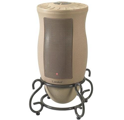 Lasko 6435 Ceramic Heater with Remote Control