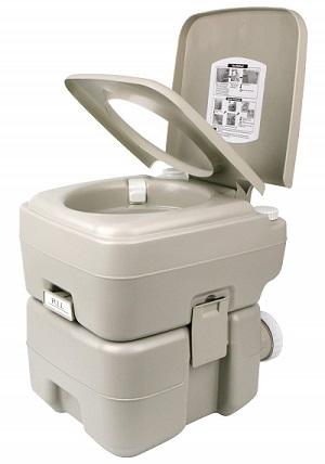 Leopard Outdoor T-Type RV Toilet