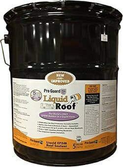 Liquid Roof RV EPDM Roof Coating