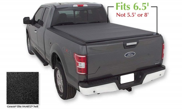 Lund 96873 Genesis Elite Roll Up Truck Bed Cover