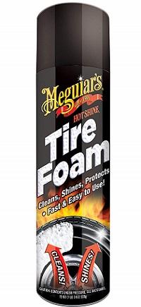 Meguiar's G13919 Hot Shine Tire Foam