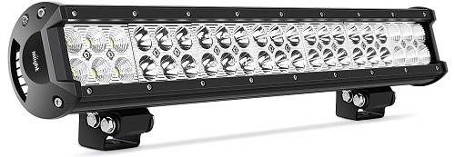 Nilight 20-Inch LED Combo Off-Road Light Bar