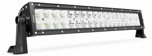 Nilight Spot-Flood Combo ATV LED Light Bar