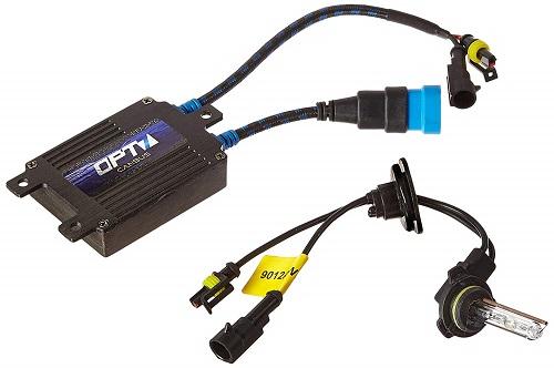 OPT7 Boltzen 6,000-Kelvin HID Headlight Conversion Kit
