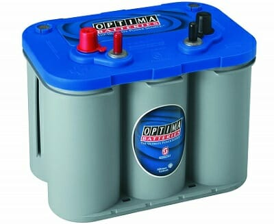 Optima 8016-103 D34M BlueTop Marine Battery