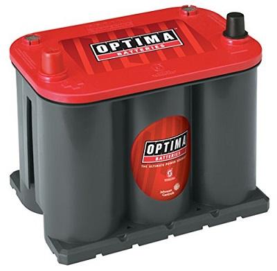 Optima 8025-160 RedTop AGM Battery