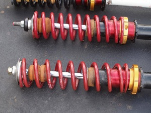 PSD shock absorbers