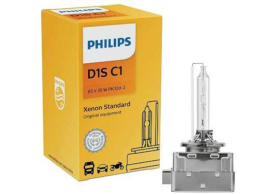 Philips D1S Standard HID Headlight Bulb