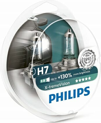 Philips X-treme Vision +130% Headlight Bulb