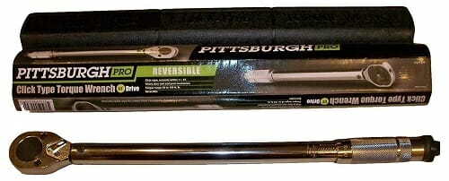 Pittsburgh Pro 239 Torque Wrench