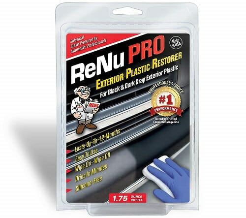 ReNu Pro RPK175 Automotive Trim Restorer Kit