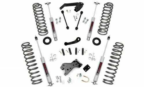 Rough Country 681S Lift Kit For JK 4WD