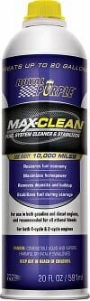 Royal Purple Max-Clean Fuel System Cleaner