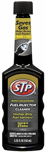STP Super Concentrated Fuel Injector Cleaner