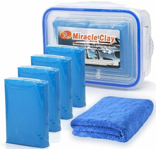 Senrokes Miracle Clay Bar Car Detailing