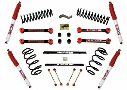 "Skyjacker TJ401BPH 4"" Lift Kit"