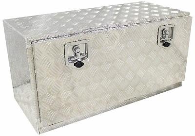 TMS Aluminum Pickup Truck Tool Box