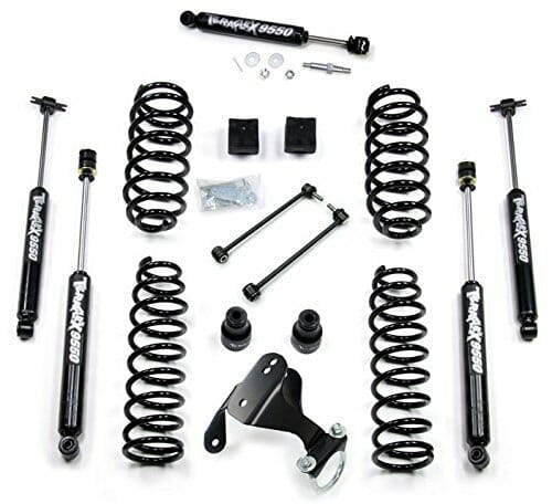 "Teraflex JK 4 Door Unlimited 2.5"" Suspension Lift Kit"