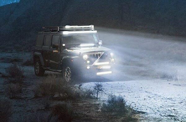The Best LED Light Bar Buying Guide