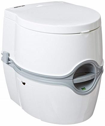 Thetford 92360 550E Porta Potti Curve Portable RV Toilet