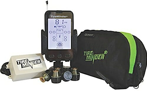 TireMinder A1A Tire Pressure Monitoring System