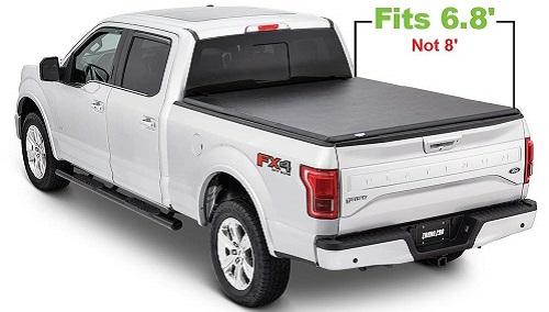 Tonno Pro 42302 Tri-Fold Truck Bed Cover