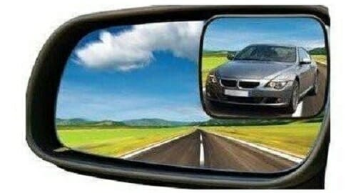 Total View 360 Adjustable Blind Spot Mirror