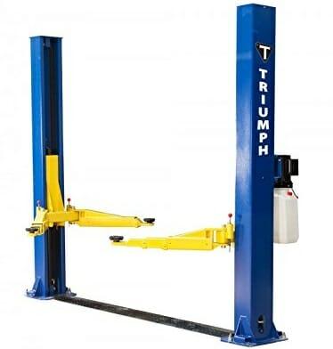 Triumph NT-9 2 Post Car Lift