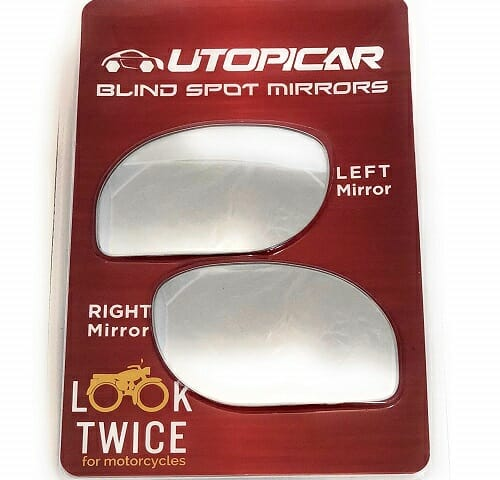 Utopicar Rear View Blind Spot Mirror