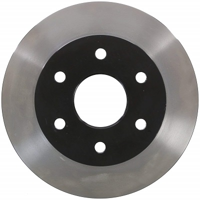 Wagner BD125654E E-Coated Brake Rotor
