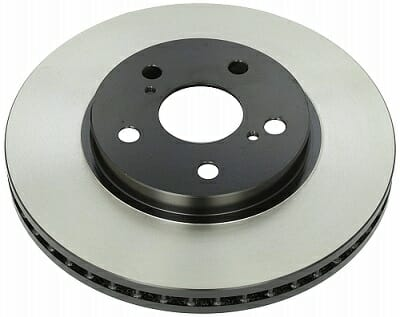 Wagner BD126059E Premium E-Coated Brake Rotor