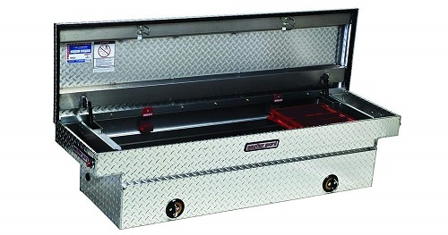 Weather Guard 127502 Aluminum Truck Tool Box