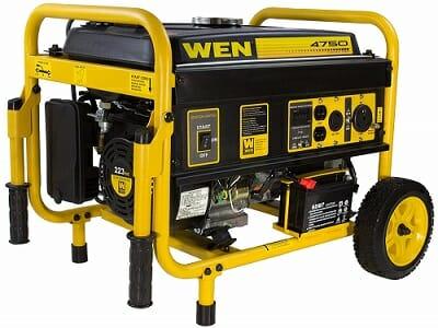 Wen 56475 Portable Generator