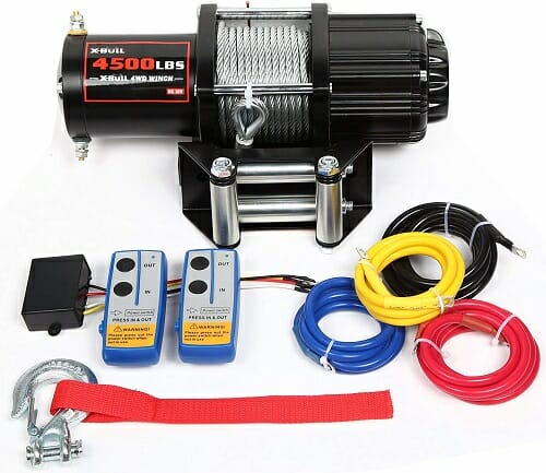 10 Best Winches in 2019 – Reviews & Buying Guide