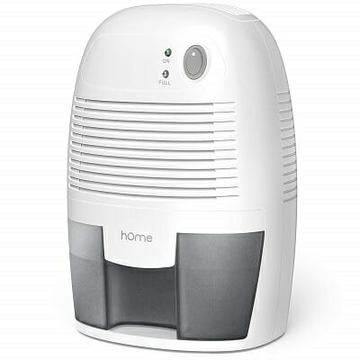 hOmeLabs 1,200 cu. Ft Mini Peltier RV Dehumidifier