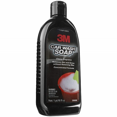 3M Auto Care 39000 Car Wash Shampoo