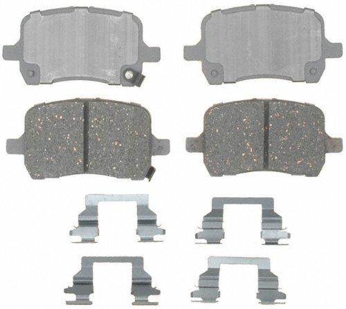 10 Best Brake Pads: Semi-metallic and Ceramic Brake Pads