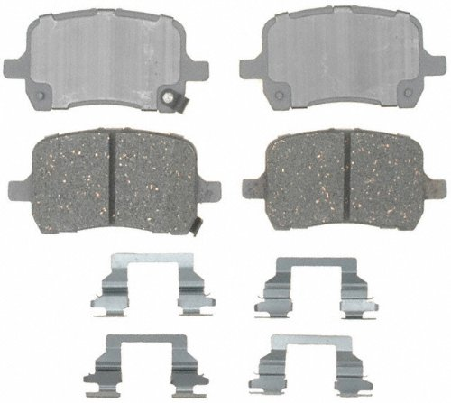 ACDelco 14D1160CH Brake Pad Set with Hardware