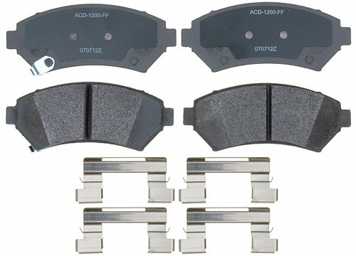 ACDelco 14D699MH Semi-Metallic Brake Pad Set