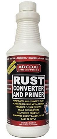 AdCoat One-Step Rust Converter