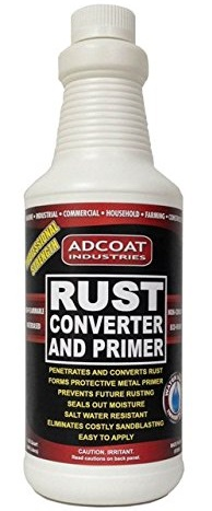 AdCoat One-Step Rust Converter