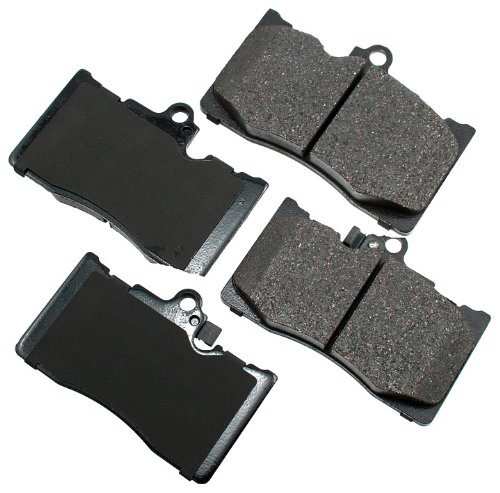 Akebono ACT1118 ProACT Ceramic Brake Pad