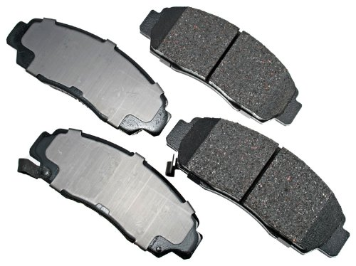 Akebono ACT787 ProACT Ceramic Brake Pad