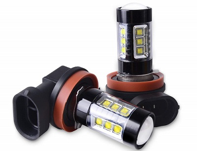 Alla Lighting Xtreme Super Bright H11 Bulb
