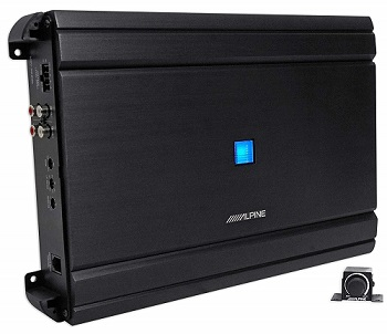 Alpine MRV-M1200 Monoblock Car Amplifier