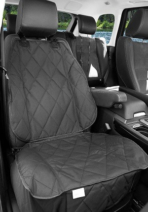 BarksBar Pet Front Car Seat Cover