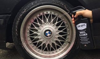 Best Wheel and Tire Cleaner